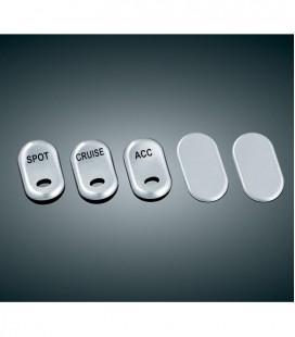 Nakładki na przyciski Kuryakyn, EU-300