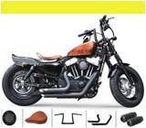 Customowe motocykle + lista części